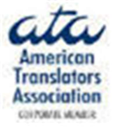 American Translators Associations logo