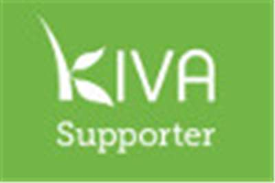 Kiva supporter-logo